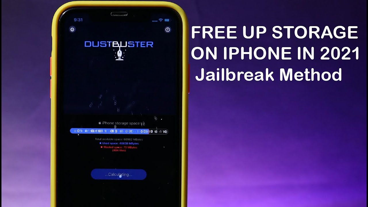 How To FREE UP Space On iPhone in 2021 - Jailbreak Method ...