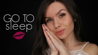 ASMR - Kisses & Telling You To Go To Sleep 💋😴