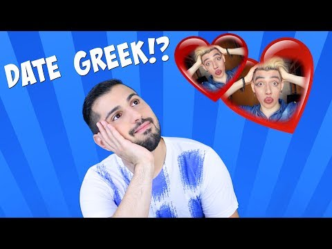 Would I Date A Greek? | YO MAMMAS Q&A