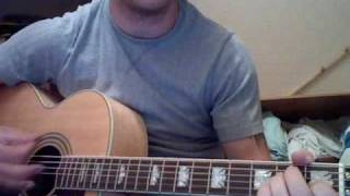 how to play polythene pam by the beatles acoustic guitar lesson tutorial