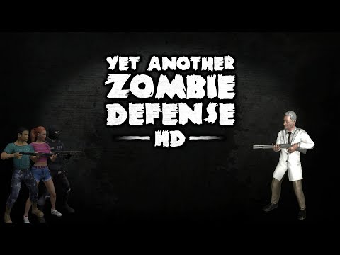 Let's play Yet Another Zombie Defense HD: More Pixels, More Zombies, More Players!
