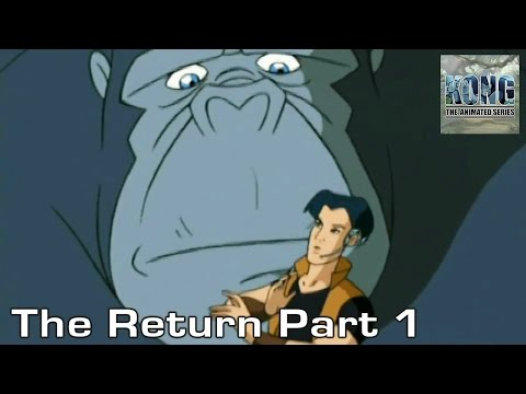 KONG | S1E1 | The Return | Part 1