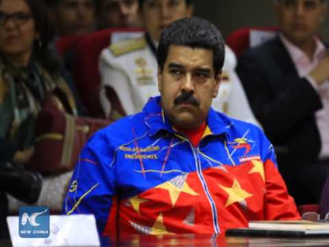 """Nicolas Maduro: """"opportunity could open up"""" for US-Venezuela ties"""