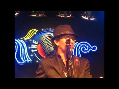 Michael Grimm 8-14-10 LEAVE YOUR HAT ON *VERY HQ*