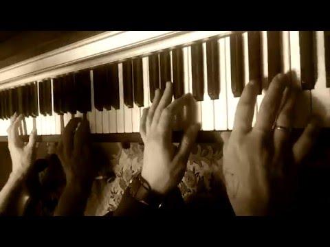 #lickoftheday – #lickoftheday 005 - 2016.02.03 #rhodes #pendofsky #marcinpendowski #latin #songo #fourhands #piano –