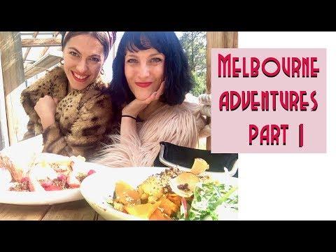 Melbourne Adventures Part I⎜ TRAVEL VLOG
