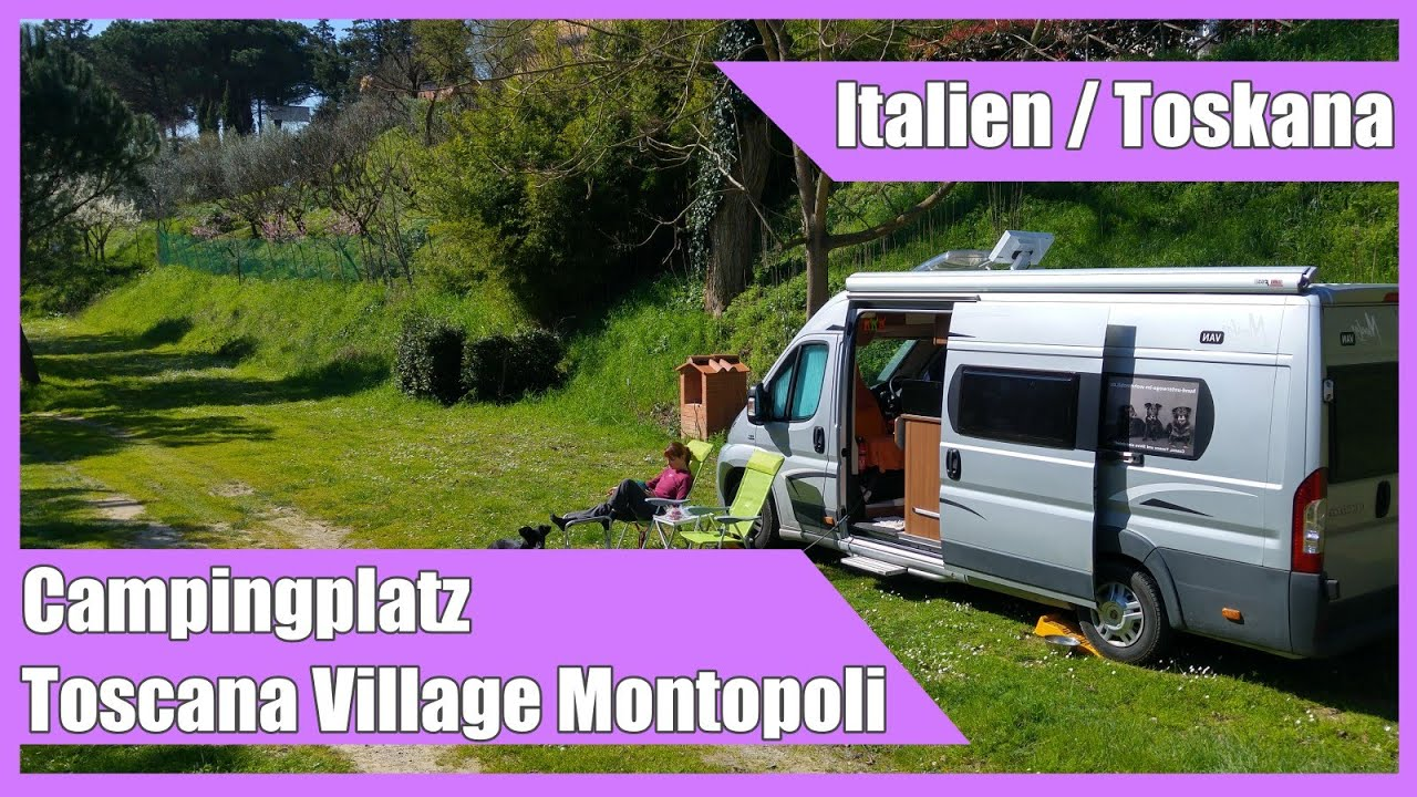 campingplatz toscana village in montopoli val d 39 arno t doovi. Black Bedroom Furniture Sets. Home Design Ideas