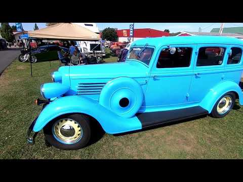 NSRA Northeast Street Rod Nationals Burlington  9-21-2019
