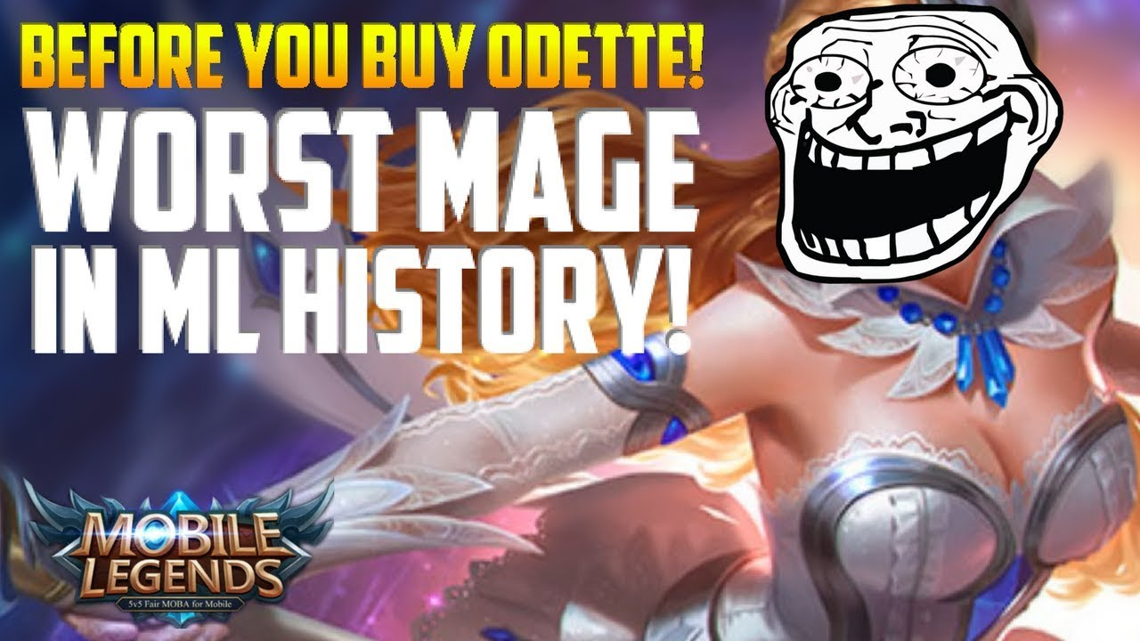 Reasons to not buy odette mobile legends odette review gameplay