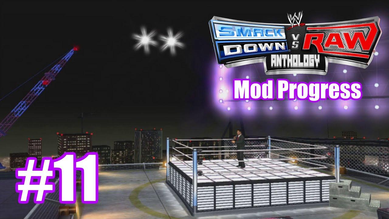 Live Stream: WWE SmackDown vs. Raw Anthology: Mod Progress #11