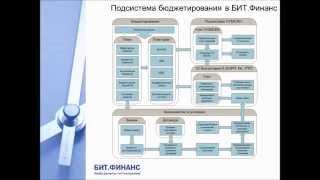 видео Бюджетирование в «БИТ:Финанс» | «1С:Бухгалтерия предприятия 8»