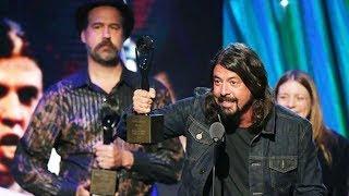 Nirvana - Rock And Roll Hall of Fame (Legendado)