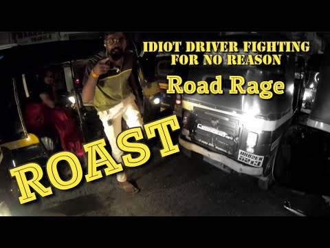 Road Rage with Auto Driver   He Started The Fight   Daily Observations 34