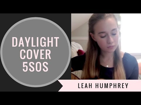 Daylight cover -5 Seconds of Summer
