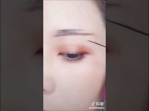 [makeup 💋] hướng dẫn cách vẽ chân mày -p1 :đơn giản mà đẹp