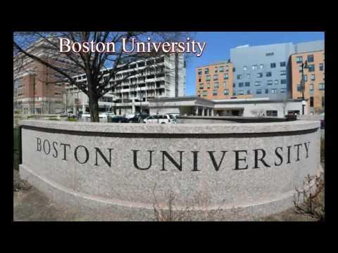 Boston University Campus Tour -Top Ranking University of the World