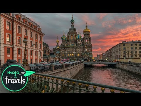 Top 10 Reasons Why Saint Petersburg May Be the Most Beautifu