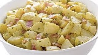 Potato Salad - Healthy Food - Diabetic Food - How To