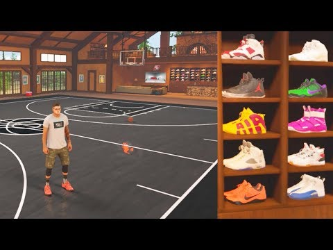 NBA 2k17 My Career - I Unlocked The Craziest Mansion!!! Ep.43