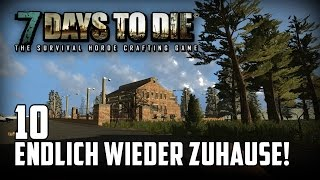 7 Days to Die [Endlich Zuhause] [10] [Double Team] [Let's Play Gameplay Deutsch German HD] thumbnail