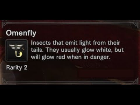 Monster Hunter World - Pet Capture - OMENFLY