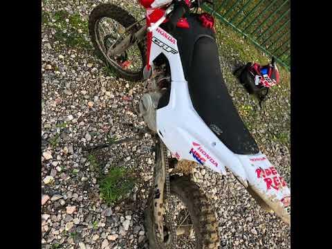 Dirt bike 140cc Crz ligne scalvini racing allumage rotor allégé