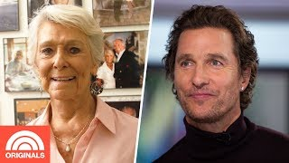 Matthew McConaughey's Mom Dishes On Raising The 'Sexiest Man Alive' | Through Mom's Eyes