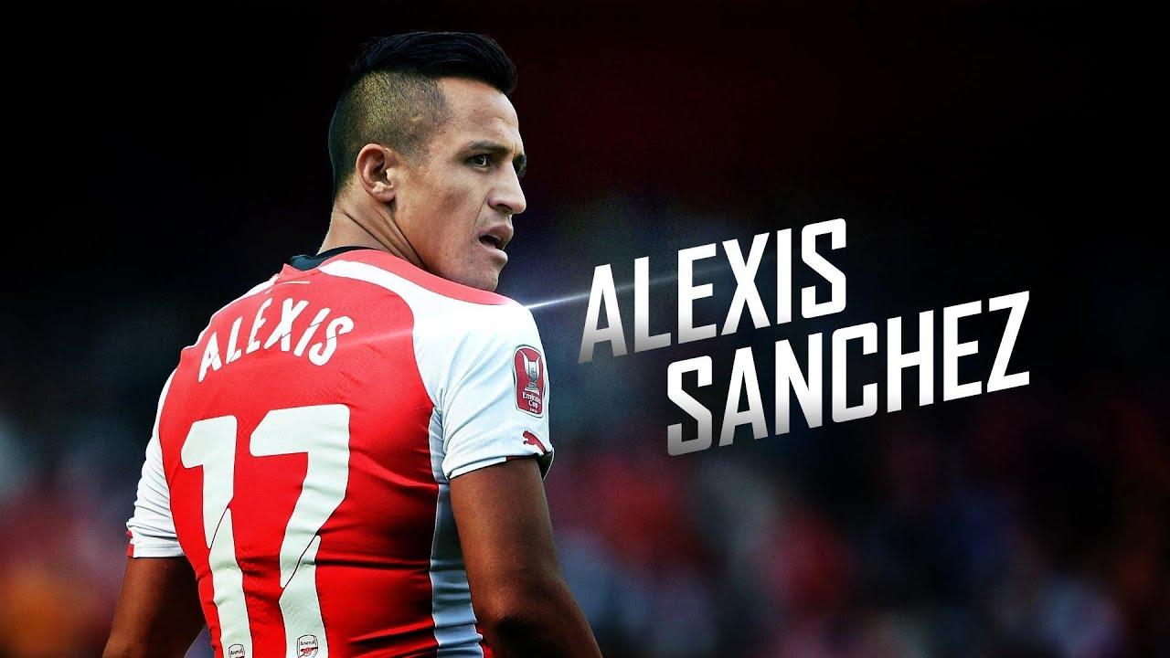 Download  Alexis Sanchez   Arsenal   Dribbling Skills & Goals  2015/16  HD 