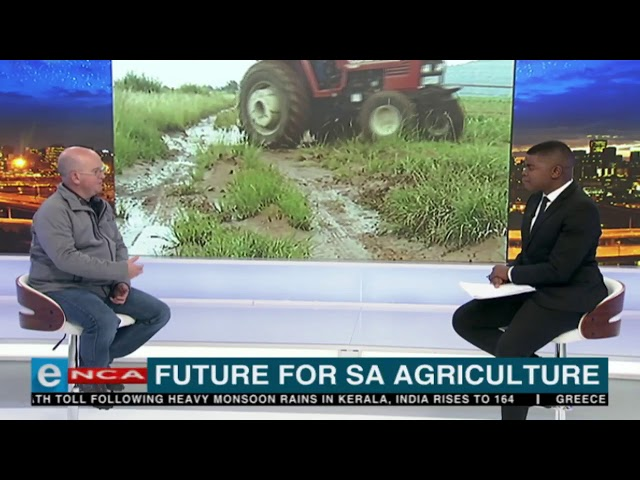Future for SA agriculture
