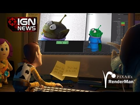 Pixar's RenderMan Software Is Now Free - IGN News