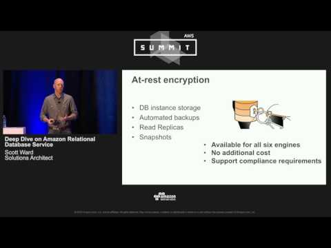 AWS Summit Series 2016 | Chicago - Deep Dive on Amazon Relational Database Service