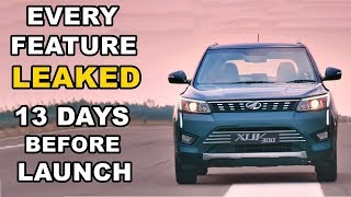 Mahindra XUV 300 : Every detail out before launch : xuv 300 prices | xuv 300 variants | ASY