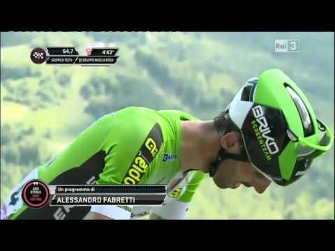 Giro d'Italia 2016 Campi Bisenzio Sestola 10 tappa 17/05/2016