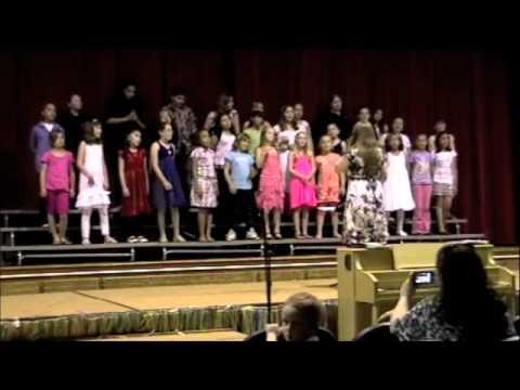 Horace Mann Chorus sings Viva La Vida by Coldplay