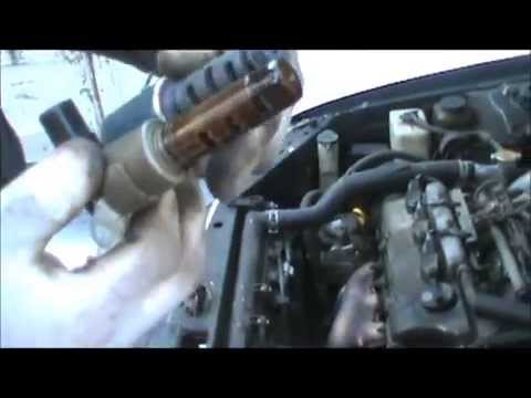 ProfessorSir's Garage: Variable valve timing oil control valve malfunction  YouTube