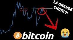 BITCOIN LA GRANDE CHUTE ARRIVE ?! LES INSTITUTIONNELS EN SHORT !!! btc analyse crypto monnaie fr