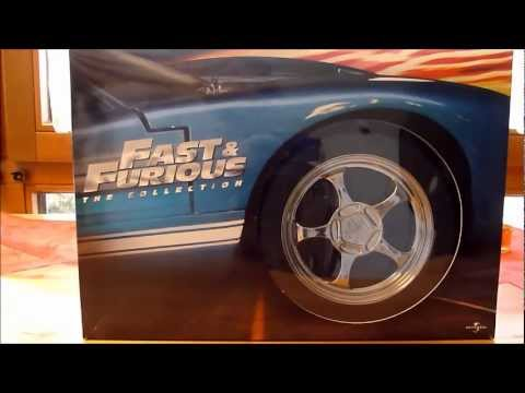 fast-&-furious---the-collection-1-5-limited-edition-blu-ray-unboxing