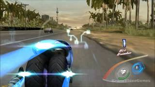 LocoCycle Gameplay (PC HD)