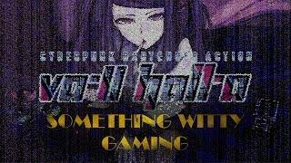 Friday Night (er... Afternoon) Stream! VA-11 Hall-A: Cyberpunk Bartender Action! Part 01