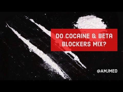 Do Cocaine & Beta Blockers Mix?