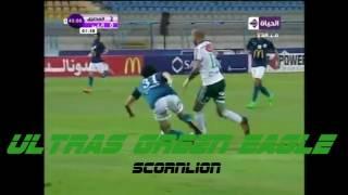 اغنيه ليله انتصار التراس النادي المصري