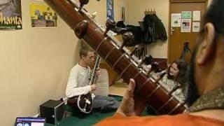 Indian music class