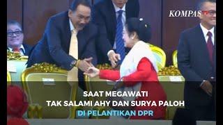 Viral Megawati Tak Salami AHY dan Surya Paloh, Ini Kata PDIP