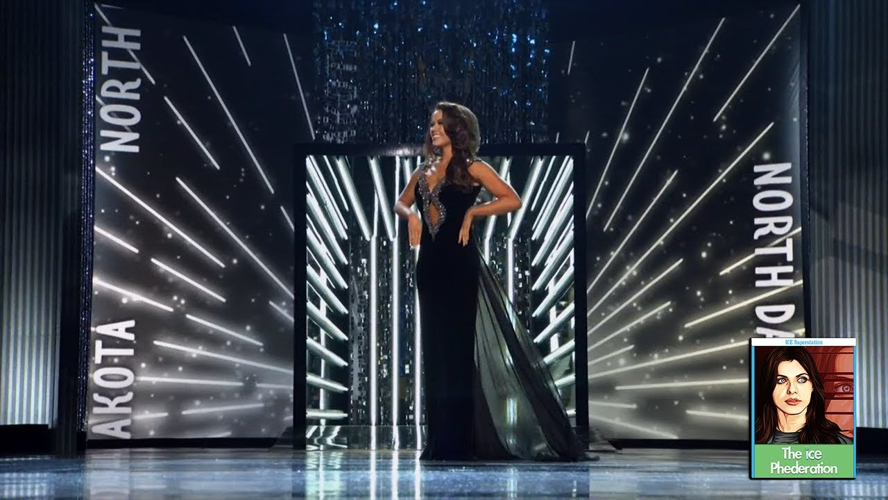 Miss America 2018 Evening Gown Competition | LIVE 9-10-17 - YouTube