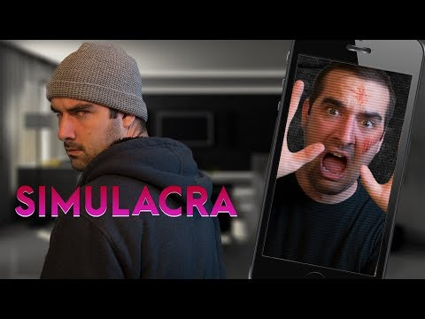 SIMULACRA (2)   Phone Horror Game - ONE OF THEM IS LYING!
