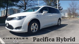 2019 Chysler Pacifica Hybrid Review