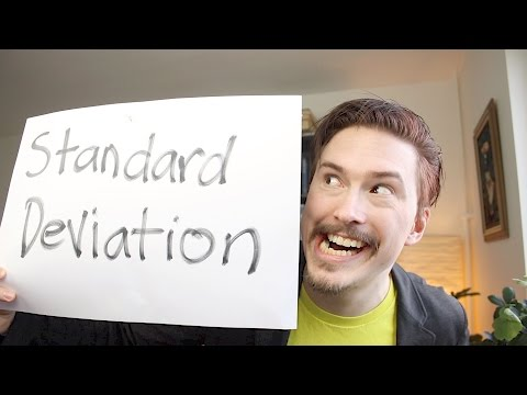 Standard Deviation - Data Science in JavaScript - Fun Fun Function