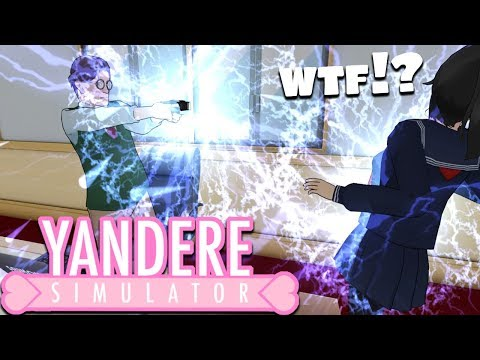THE NEW HEADMASTER IS MYSTERIOUS & A SAVAGE | Yandere Simulator