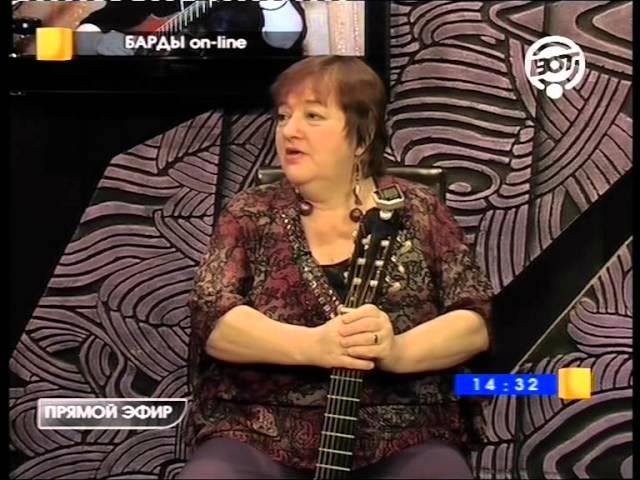 Валерия Окунь в гостях у Елены Гудковой