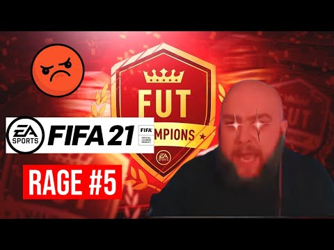 FIFA 21 ULTIMATE *RAGE* COMPILATION #5 (New Game, Same Bullsh*t) 😡😡😡 |